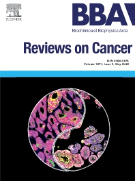 Cover image for Biochimica et Biophysica Acta: Reviews on Cancer