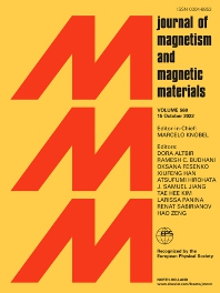 Cover image for Journal of Magnetism and Magnetic Materials
