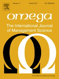 Cover image for Omega