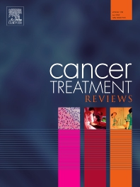 Cover image for Cancer Treatment Reviews