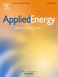 Cover image for Applied Energy