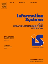 Information Systems - ISSN 0306-4379