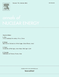Annals of Nuclear Energy - ISSN 0306-4549