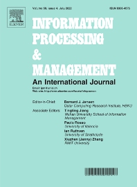 cover of Information Processing & Management