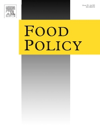 Cover image for Food Policy