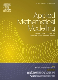 Applied Mathematical Modelling - ISSN 0307-904X