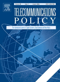 Cover image for Telecommunications Policy