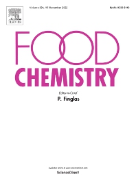 Food Chemistry - ISSN 0308-8146
