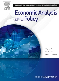cover of Economic Analysis and Policy