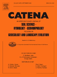 Cover image for CATENA