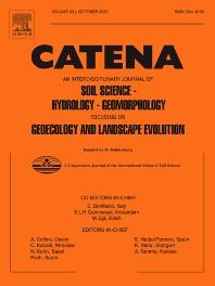 CATENA - ISSN 0341-8162