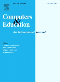 Cover image for Computers & Education