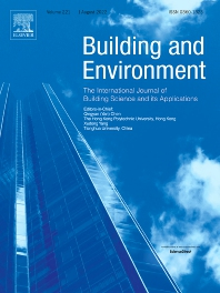 Cover image for Building and Environment