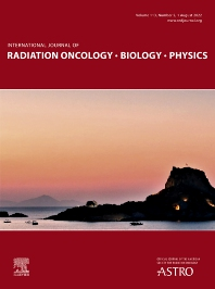 International Journal of Radiation Oncology, Biology, Physics - ISSN 0360-3016