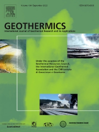Cover image for Geothermics