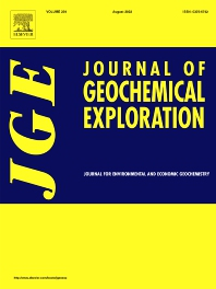 Journal of Geochemical Exploration - ISSN 0375-6742