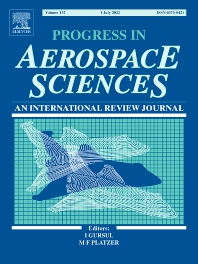 Cover image for Progress in Aerospace Sciences