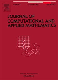 Cover image for Journal of Computational and Applied Mathematics