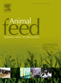 Cover image for Animal Feed Science and Technology