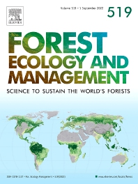 Cover image for Forest Ecology and Management