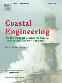 Cover image for Coastal Engineering