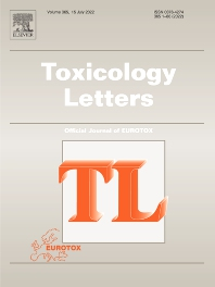 Toxicology Letters - ISSN 0378-4274