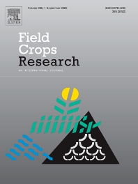 Field Crops Research - ISSN 0378-4290