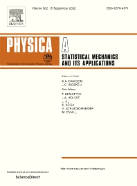 Physica A: Statistical Mechanics and its Applications - ISSN 0378-4371