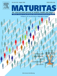 Maturitas - ISSN 0378-5122