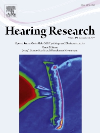 Hearing Research - ISSN 0378-5955