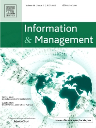 Cover image for Information & Management