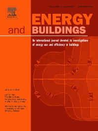 Cover image for Energy and Buildings