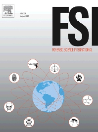 Cover image for Forensic Science International
