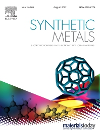 Cover image for Synthetic Metals