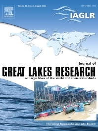 Cover image for Journal of Great Lakes Research