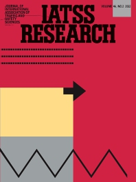 Cover image for IATSS Research