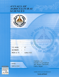 Annals of Agricultural Sciences - ISSN 0570-1783
