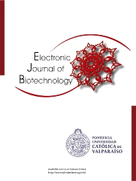 Cover image for Electronic Journal of Biotechnology
