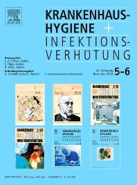 Cover image for Krankenhaus-Hygiene + Infektionsverhütung