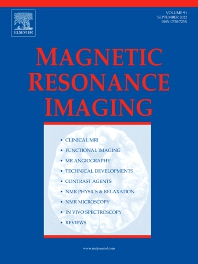 Magnetic Resonance Imaging - ISSN 0730-725X