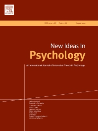 Cover image for New Ideas in Psychology