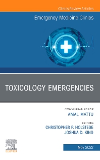 Cover image for Emergency Medicine Clinics of North America