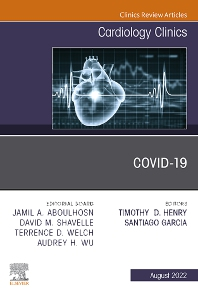 Cover image for Cardiology Clinics