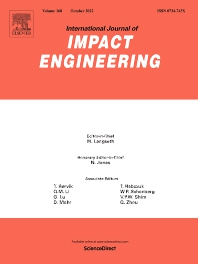 Cover image for International Journal of Impact Engineering