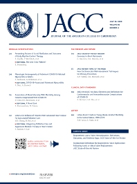 Cover image for Journal of the American College of Cardiology