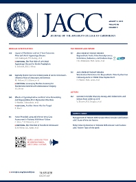 Cover image for JACC (Journal of the American College of Cardiology)