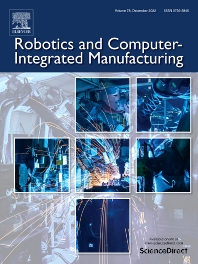 Robotics and Computer-Integrated Manufacturing - ISSN 0736-5845