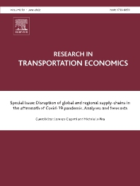 Cover image for Research in Transportation Economics