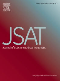 Cover image for Journal of Substance Abuse Treatment