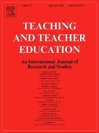 Teaching and Teacher Education - ISSN 0742-051X